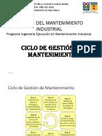 CLASE N°2_CICLO DE GESTIÓN DE MANTENIMIENTO
