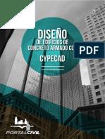 Brochure Diseño de Edificos Con CYPECAD