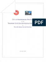 Murfreesboro's new TSSA Proposal