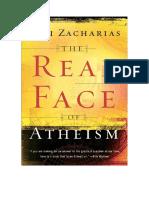 La cara real del ateismo-Ravi Zacharias.pdf