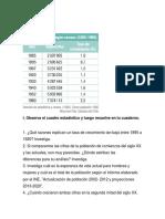 Guía ACTIVIDADES Chile a Mediados Del Siglo XX