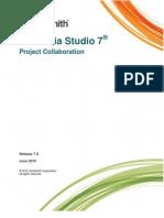 Camtasia Studio 7 Project Collaboration