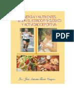 Energía y Nutrientes Según El Estado Fisiológico y Actividad Deportiva