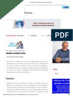 Funciones de Un Gerente de Ventas _ Grandes Pymes