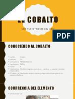 El Cobalto