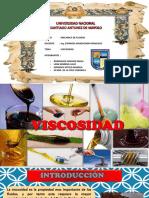 viscosidad ( mecanica de fluidos ).pptx