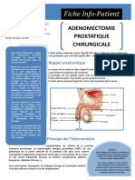 Bricker Cystectomie 1