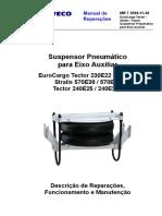 MR 07 EuroCargo Tector Stralis Levantador Neumatico Eje Auxiliar