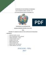 Informe 04 Topografía  II UNSCH