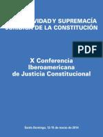 Normatividad y Supremacía Jurídica de La Constitución