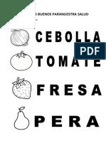 Alimentos Buenos Paranuestra Salud