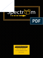 spectrum business plan