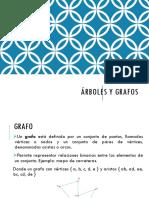 5.Árboles y Grafos
