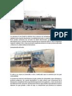 Contaminación en Una Construcción