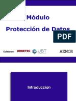 AENOR_Módulo Protección de Datos
