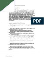Architectural Acoustics Workbook