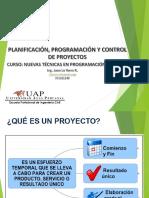 Nuevas Técnicas en Programación de Obras - Clase II, III y IV.pdf