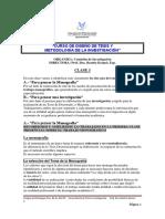 Curso Diseño Tesis y Monografia