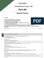 Syllabus Part66 General 081028
