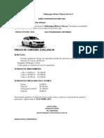 Cotizacion Jetta R-line 2019