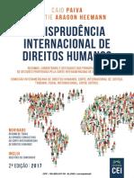 Anexo - Tabela Jurisprudência Internacional de DH