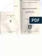 Edmundo O'Gorman, La Historia, Apocalipsis y Evangelio