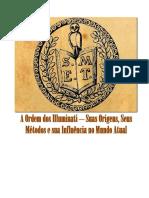 A Ordem dos Illuminati Suas Origens Seus Metodos e Sua Influencia no Mundo Atual.pdf