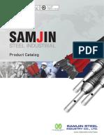 SAMJIN Product Catalog.eng