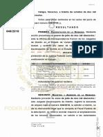 Prisión para ex Fiscal Luis Ángel Bravo violó fue ilegal, ordenan reponer proceso