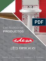 Catalogo Edesa 2016