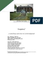 Yeats, Purgatory