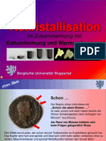WFl Rekristallisation