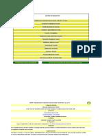 Matriz de Requisitos (2013)