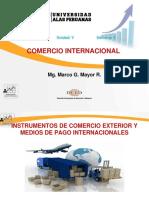 5. Instrumentos de Comercio Exterior y Medios de Pago Internacionales