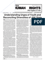 J&K Human Rights Perspective, Jul-Aug 2010