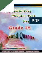 Second Quarter Diagnostic Tests