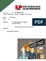 Semana 1 y 2 Mercadotecnia Vii (1) Mkt (1)