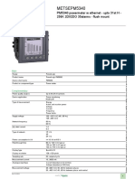 PowerLogic PM5000 Series_METSEPM5340