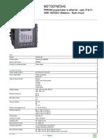 PowerLogic PM5000 Series_METSEPM5340