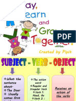 subject verb object.pptx