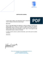 CERTIFICACION LABORAL 1