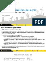 Content Ringkasan RUPTL PLN 2018 2027