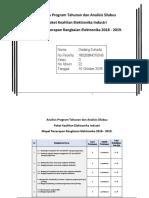 Analisis Silabus & Analisis Prota Elektronika Industri