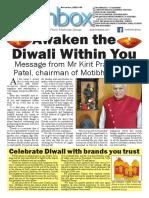 Motibhai Group Newsletter November 2018 Issue