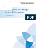 Polyethylene Asia Margin Report Methodology 22 January 2018