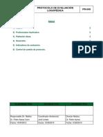PR049 Protocolo de Evaluación Logopédica