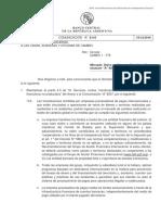 Circular A6118 Banco Central de la republica argentina