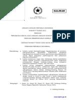 UU NO 9 TAHUN 2015 TENTANG PEMERINTAHAN DAERAH.pdf