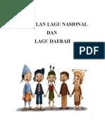Kumpulan Lagu Nasional Dan
