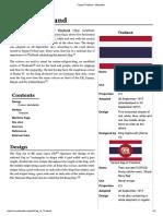 Flag of Thailand - Wikipedia